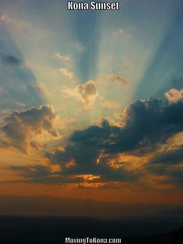 Sunset Chart