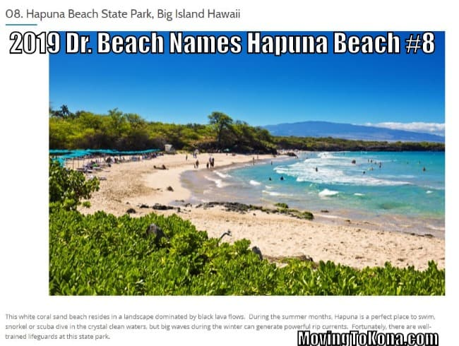 Best beach in Hawaii